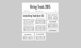 Hiring Trends 2014