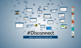 #Disconnect
