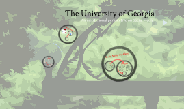 Copy 2 of UGA: An institutional perspective on Social Media