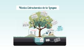 Copy of Niveles Estructurales del Lenguaje