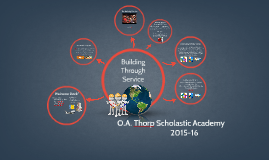 Building Through Service 2015-16