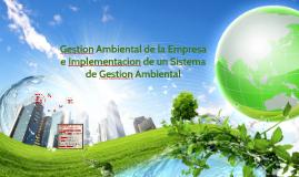 Copy of Gestion Ambiental de la Empresa