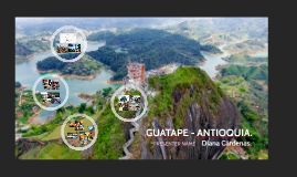 Where is Guatape