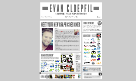 Evan Cloepfil- Graphic Design Portfolio