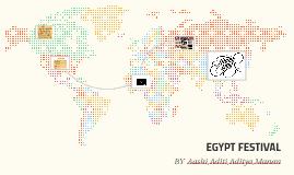 EGYPT FESTIVAL