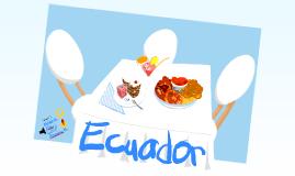 Spanish Food Presentation Ecuador