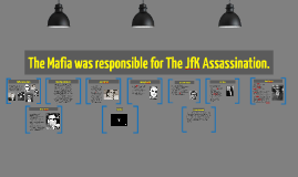 The Mafia was respondsable for The JfK Assassination.