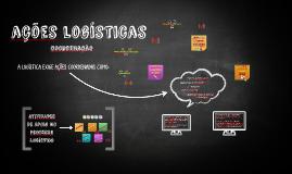 Aula 03 - Ações Logísticas