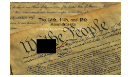 terms and limitations of the 14th and 15th amendments Wa 3 1 what were the terms and limitations of the fourteenth and fifteenth amendments to the constitution who was left out of these amendments and why.