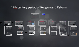 Copy of 19th century period of Religion and Reform
