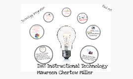 Deerfield High School Instructional Technology