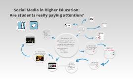 Social Media in Higher Education: