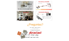 Innovación docente USJ 2015-16