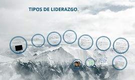 Copy of Tipos de Liderazgo
