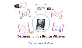 Decimus Brutus