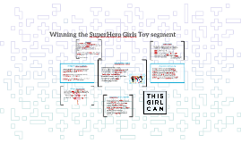 Winning the Superhero Girls Toy Segment