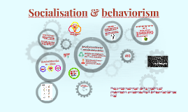 Socialisation & behaviorism