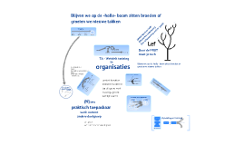 Organisatie Workshop