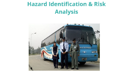 Copy of Hazard Recognition & Risk Analysis