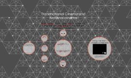 Transnational Cinema and National cinema