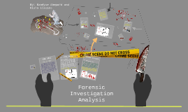 Forensic Investigation Analysis