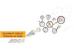 PNPS - Exemplos de Ações de Promoção em Saúde