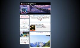 Cyber Surfing Island