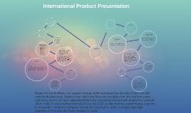 International Product Presentation