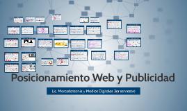 Diferente conceptos de posicionamiento web