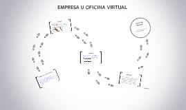 EMPRESA U OFICINA VIRTUAL