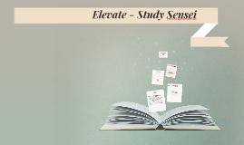 Elevate - Study Sensei