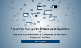 A Benchmark Analysis of the Strategic Use of Social Media