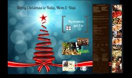 Family Christmas Present