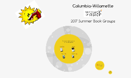 2017 Summer Reading with Columbia-Willamette Women of Vision