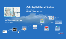 eTw-Multilateral-Seminar - W2 presentation