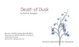 Death of Dusk