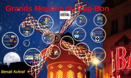 Copy of Le Moulin Rouge