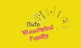 Copy of Woodwind Family