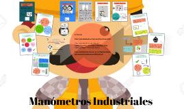Manómetros Industriales