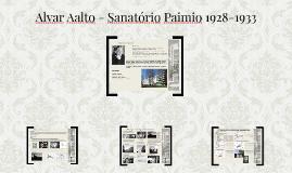 Alvar Aalto- Sanitório Paimio