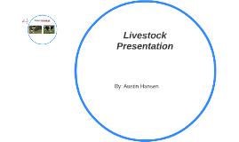 Livestock Presentation