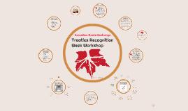 Treaty Recognition Week Presentation