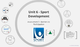 Copy of Copy of Unit 6 - Sport Development