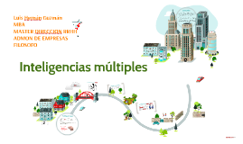 Copy of  Inteligencias múltiples