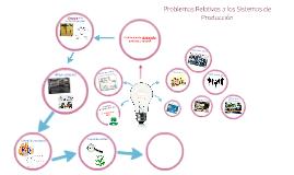 problemas relativos a los sistemas de produccion