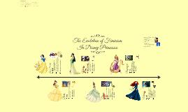 The Evolution of Feminism in Disney Princesses