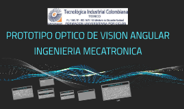 PROTOTIPO OPTICO DE VISION ANGULAR