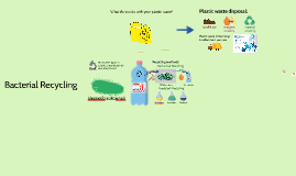 Copy of Bacterial Plastic Recycling