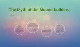 myths and moundbuilders