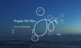 Proyecto UK-Ultra